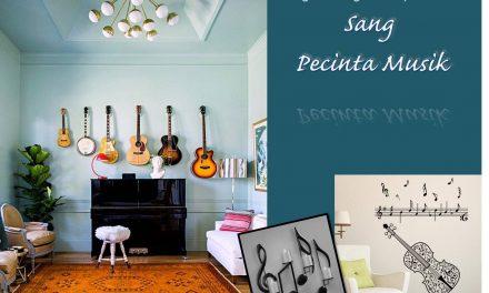 Desain Ruang Untuk si Pecinta Musik