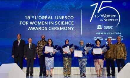 Peneliti Perempuan Indonesia Raih Penghargaan  L'Oreal-UNESCO Fellowship for Women in Science 2019